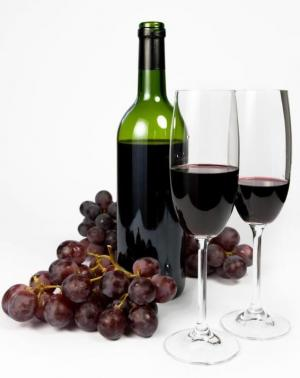 Blackberry Muscadine Wine Health Benefits