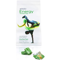 Shaklee Energy Chews 100% Guaranteed