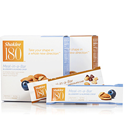 Shaklee 180 Meal Bars