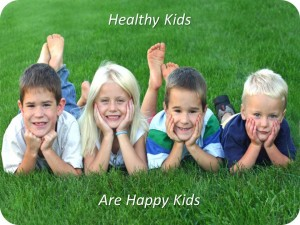kids health and nutrition