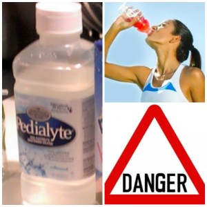 Pedialyte Dangers