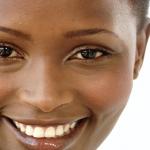 black skin care