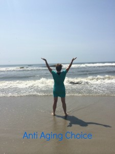 beach is rejuvenating