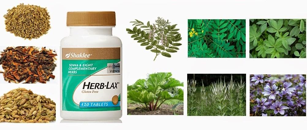 herblax nutrients