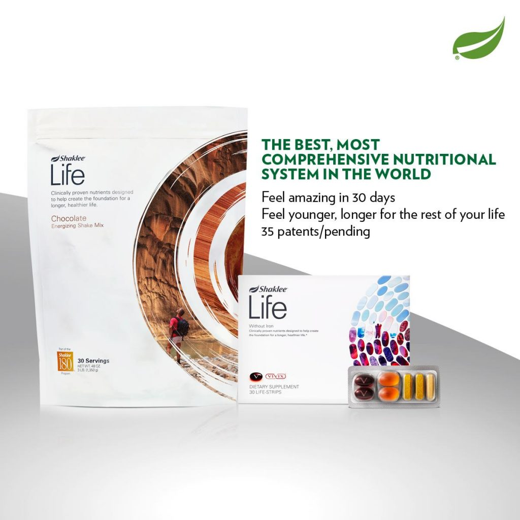 shaklee best most comprehensive nutrition program