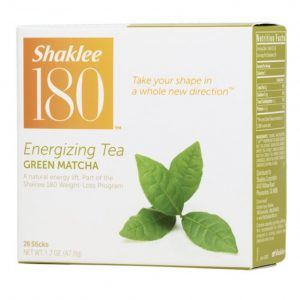 shaklee energy tea
