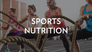healthy sports nutrition