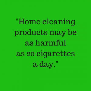 Toxic Home Cleaning Products