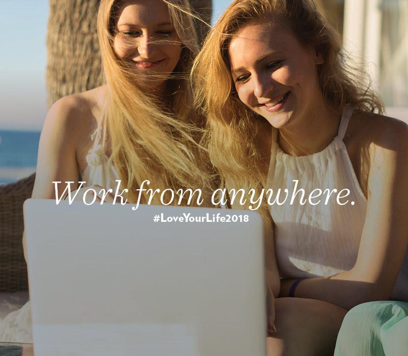 Entrepreneur Work From Anywhere