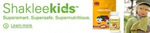 vitamins kids shaklee