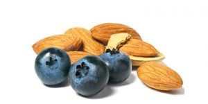 blueberry almond crisp shaklee mealbar