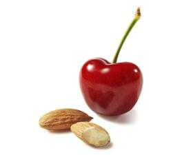 cherry almond protein bar