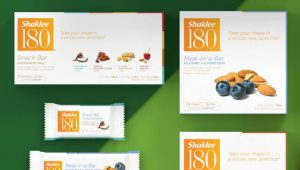 shaklee 180 protein weight loss bars