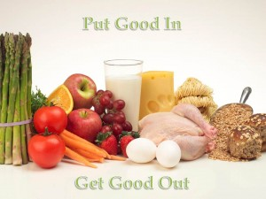 Natural Nutrition Month