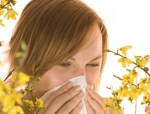 chemicals sneezing