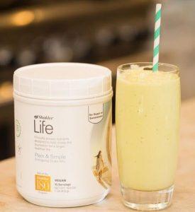 protein shake nutrition