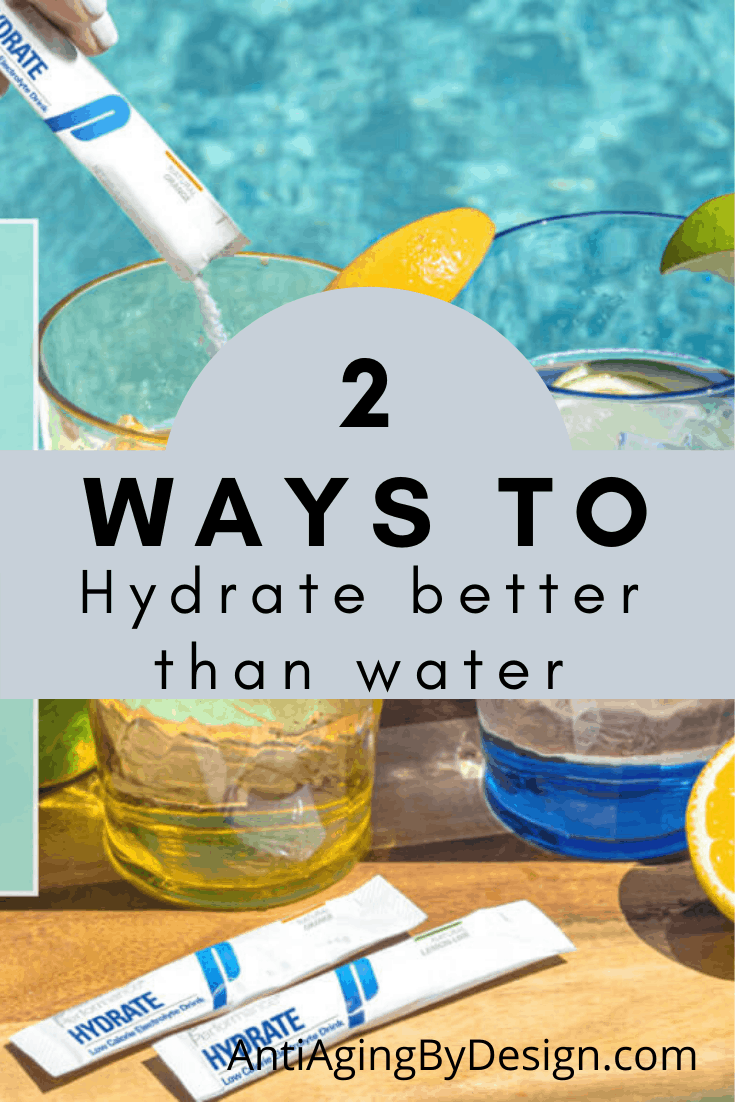 hydrate better than water