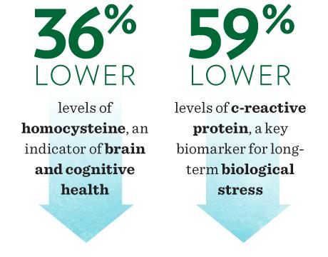 landmark study long term supplement use