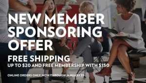Shaklee Free Ship Join Free 2017