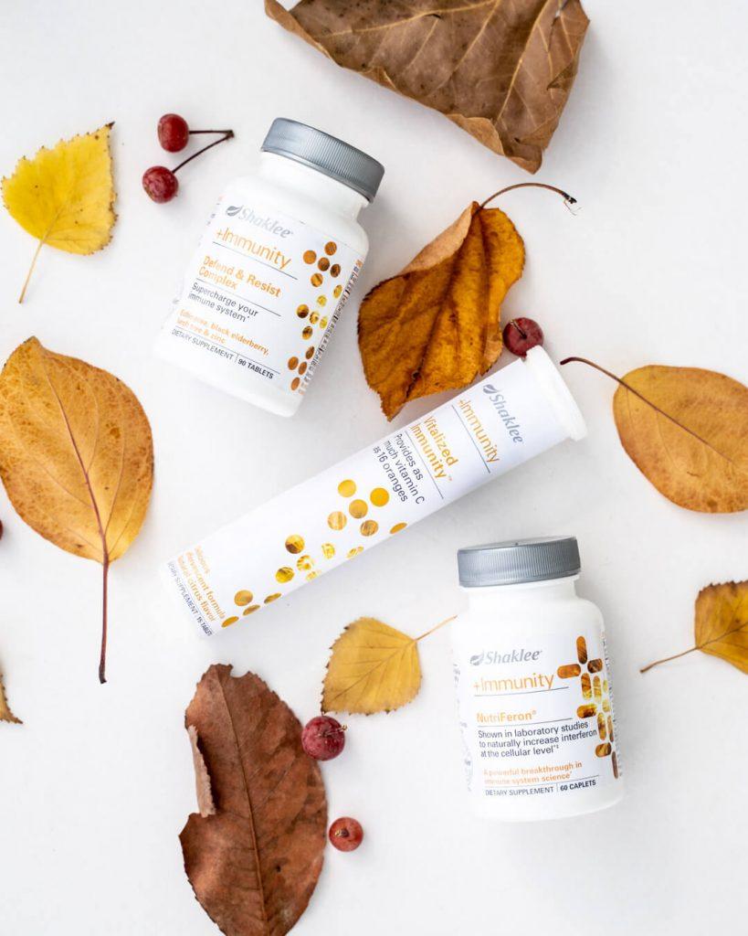 immune system nutrition for seasonal illnesses