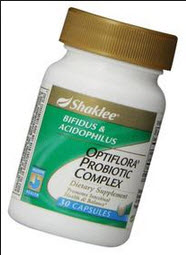 shaklee optiflora