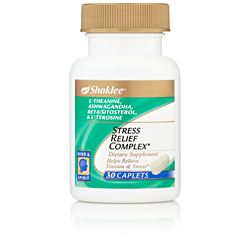 stress relief complex 30 tablets