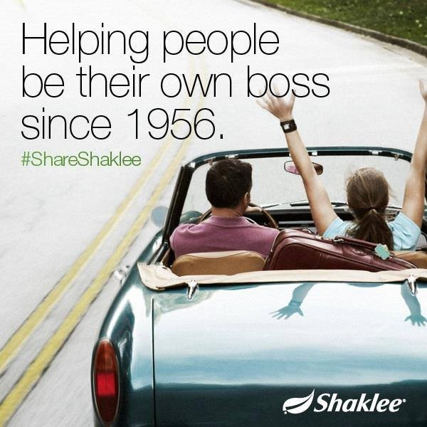 people helping people shaklee