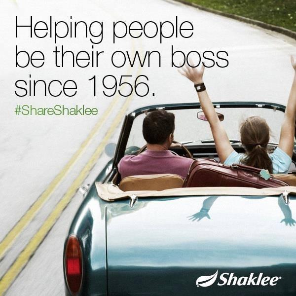 people helping people shaklee