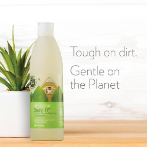 cleaning without chemicals shaklee