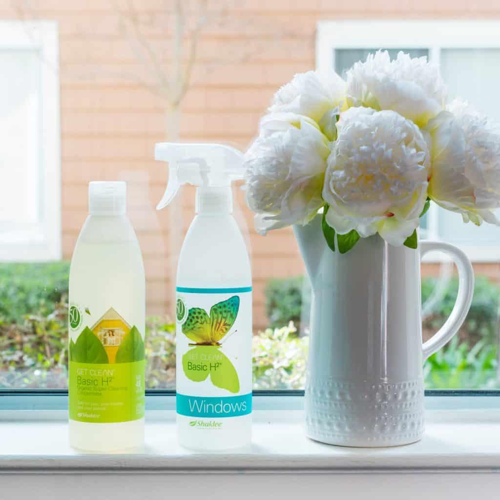 shaklee basic h natural cleaner